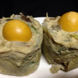 ห่อหมกพวงไข่