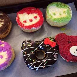 Mister Donut โคลิเซี่ยม ยะลา