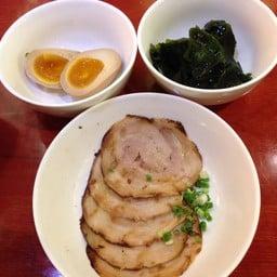 ชาชู-ไข่ต้ม-สาหร่ายสด