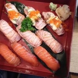 sousaku salmon special 449-