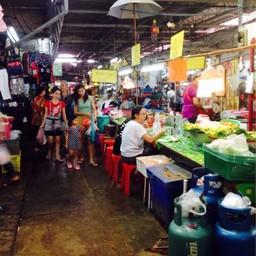 ร้านก๋วยเตี๋ยวปลา ตลาดเตาปูน