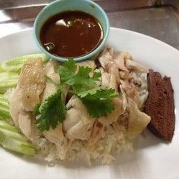 ข้าวมันไก่-ข้าวแกงพื้นบ้านเมืองนนท์เฮียสมชาย