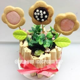 Yen Yen ice cream bar เพชรบุรี