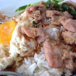 สบาย สบาย อาหารตามสั่ง @ หนองฉาง