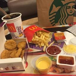McDonald's อมอรินี่, สวนสยาม  (ไดร์ฟทรู)