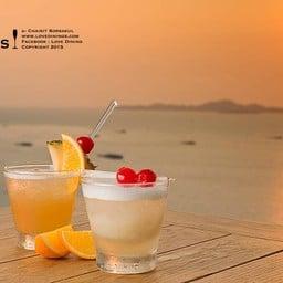 Executive Club Terrace @ Holiday Inn Pattaya
