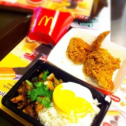 McDonald's ปตท.บางพูน(ขาเข้ากทม.) รังสิต - คลองหลวง