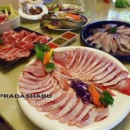 ชุดปลาทับทิม ราคา 199 บาท