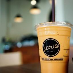Frappe Thai Tea Latte