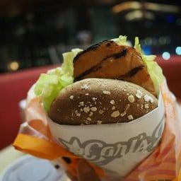 BBQ Chicken Sanwich