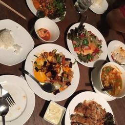 อาหารจานใหญ่มากก