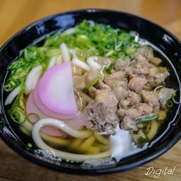 อูดงยืนกิน  สถานีHakata