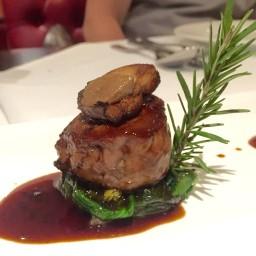 Steak แกะ