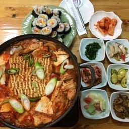 อาหารเกาหลี แด นา มู (대나무집)