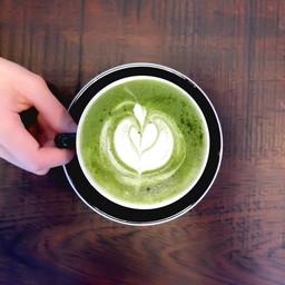 Matcha Latte (Kagoshima)