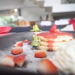 Field of Strawberry - Pancake