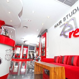 Zenred Hair Salon Bangkok