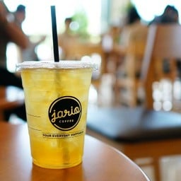 Iced Pure Green Tea