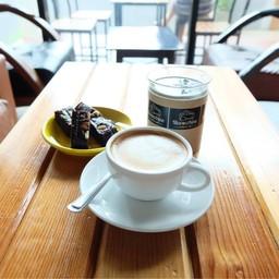 Latte ft.brownie