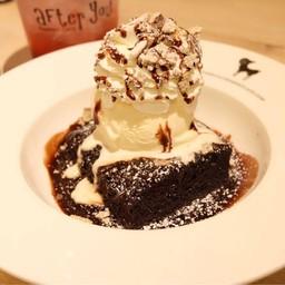 Chocolate Mud Brownie
