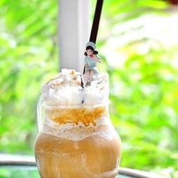 Caramel Coffee Frappe