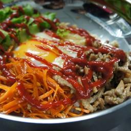Bibimpub 99.-ข้าวยำเกาหลี ถูกกกมากก