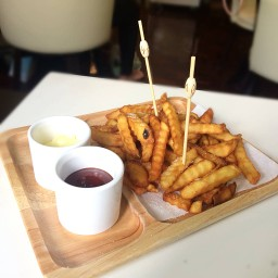 French Fries ค่ะ