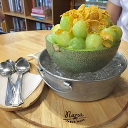Bingsu Melon(Melon mirugu) 249฿