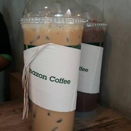 Cafe Amazon วัดสมาน