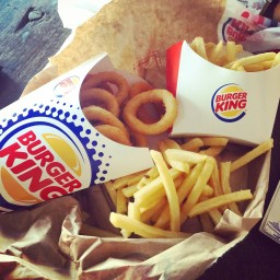 Burger King Delivery หนองบอน