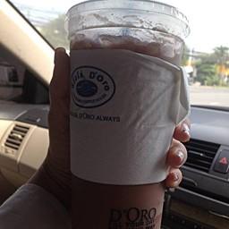 D'oro Coffee Caltex พัทยา