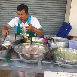 ขนมหวานตรงข้ามธนาคารกรุงไทย