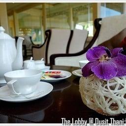 The Lobby โรงแรมดุสิตธานี หัวหิน