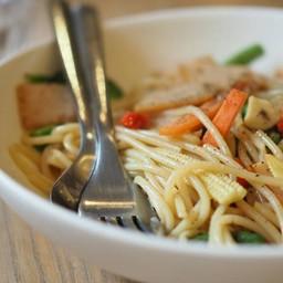 Spicy Spaghetti (120 บาท)
