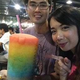 cocktail :Rainbow