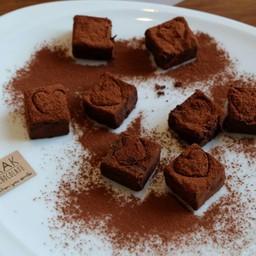 บอกรักชอคโกแลต