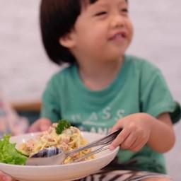 อาหารมาแล้ว เด็กกินได้ผุ้ใหญ่กินดี ^^