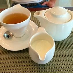 Hot Mint Tea##1