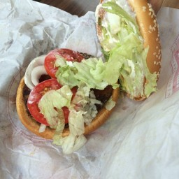 Whopper Beef