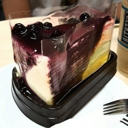 Blueberry Crape Cake (99฿)