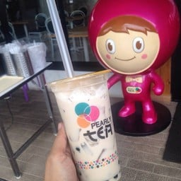 Pearly tea by Jiffy ปตท.เถิน