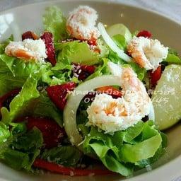 Food Salad Made