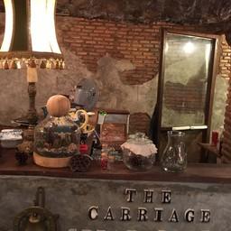 บรรยากาศ The Carriage ตลาดรถไฟรัชดา