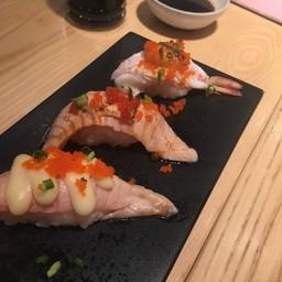 Salmon Sushi ซอสต่างๆ