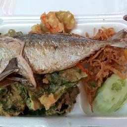 ชุดน้ำพริกปลาทู
