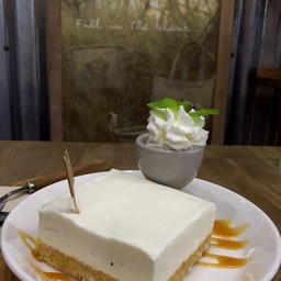 Blondie Cheesecake