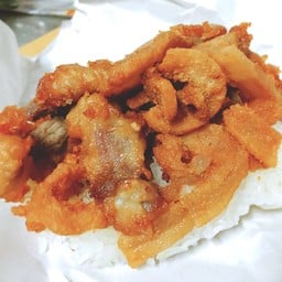 หมูทอดเจียงฮาย+เนื้อหมู