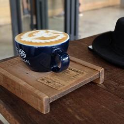 แก้วนี้กาแฟเบามาก 2/8 เหมาะกับคนที่เริ่มกินกาแฟ