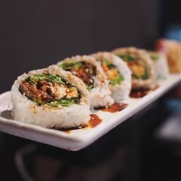 Crispy Salmon Roll##1