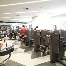 Virgin Active Fitness Club เอ็มควอเทียร์